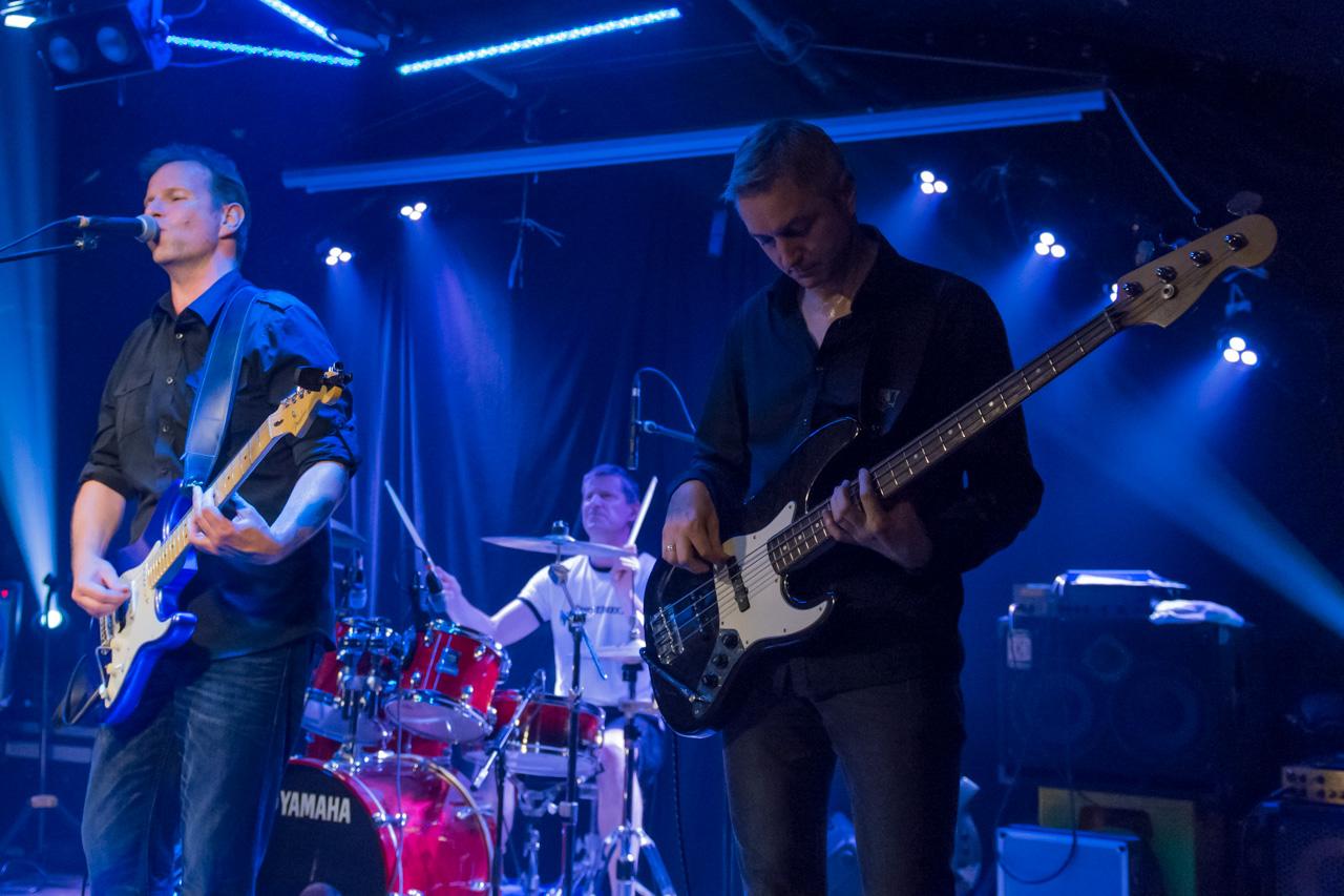 Indigo Four live im Aera, 2016