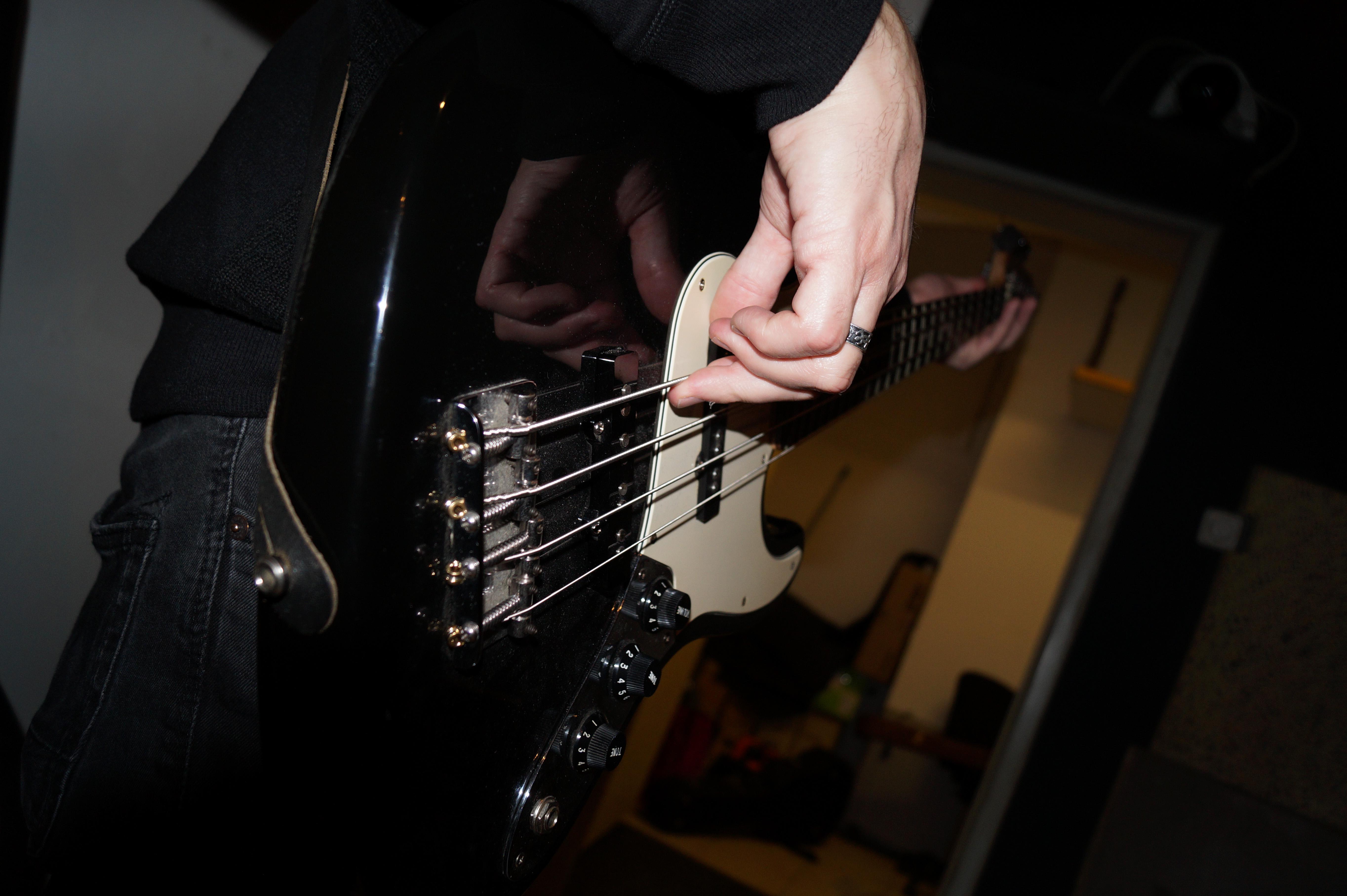 Jörg Linder / Bass